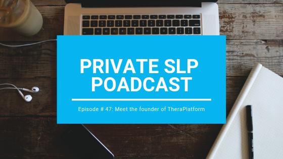 Private SLP Podcast