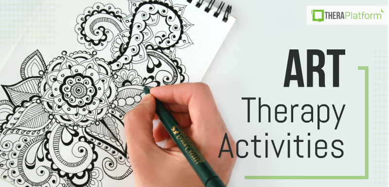 art therapy activities, art therapy, therapy ideas for therapists, counselor, therapy activities, group therapy activities.