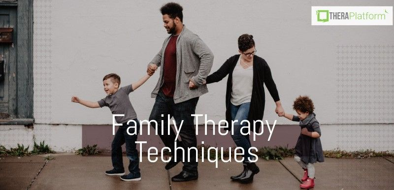 family therapy, family therapy techniques, family therapy modes