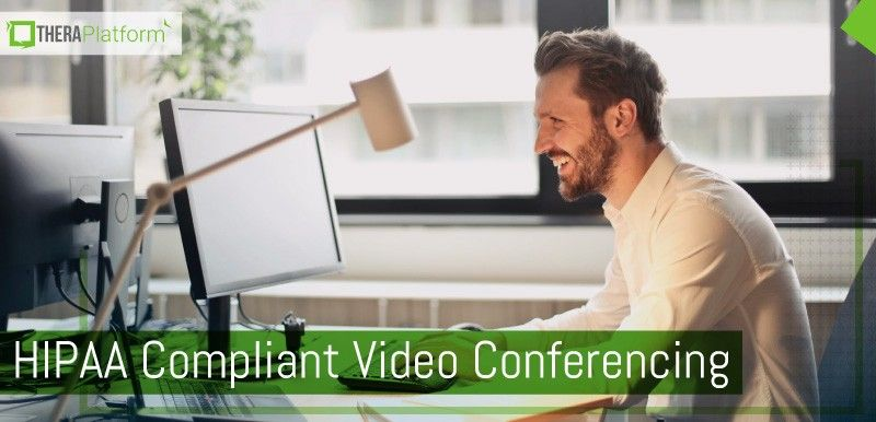 HIPAA compliant video conferencing, HIPAA compliant practice management software, secure video, teletherapy, telehelath