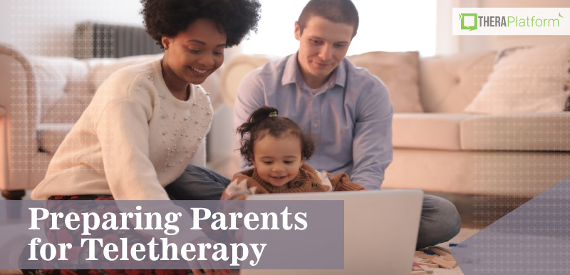 teletherapy tips for parents, teletherapy tips for clients, how to prepare clients for telehealth, telehealth therapy, teletherapy
