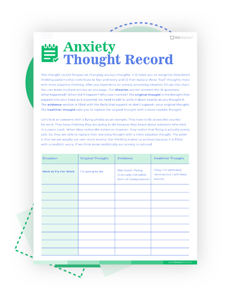 Quick Tips for Reducing Anxiety