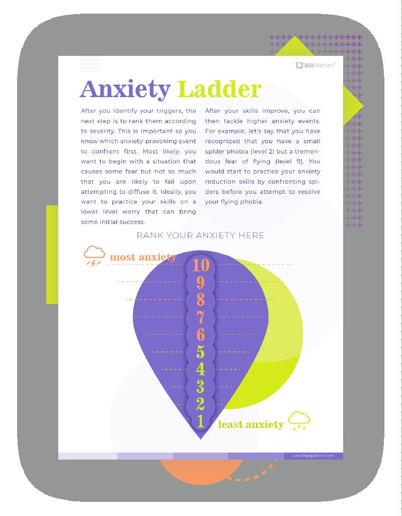 Anxiety Ladder