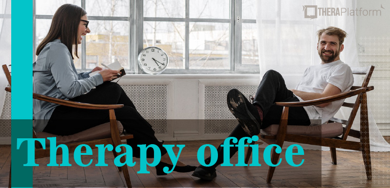 therapy office, space for therapy office, private practice, therapy private practice.