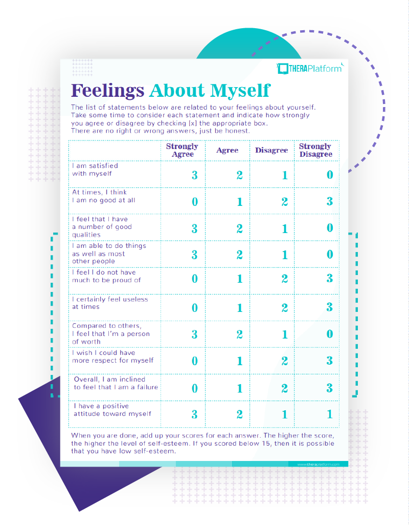 The 7-step anxiety reduction model