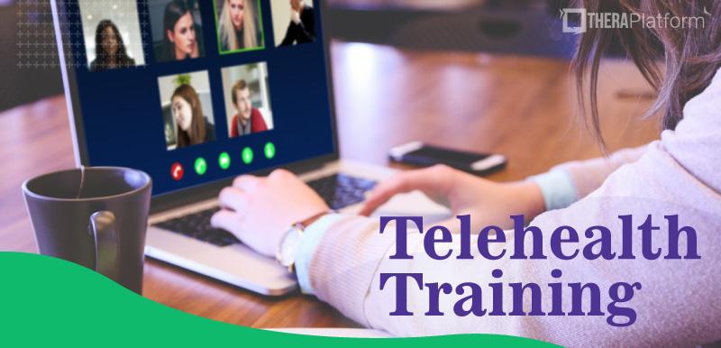 telehealth training; teletherapy training, telemental health training; telehealth training for counselors