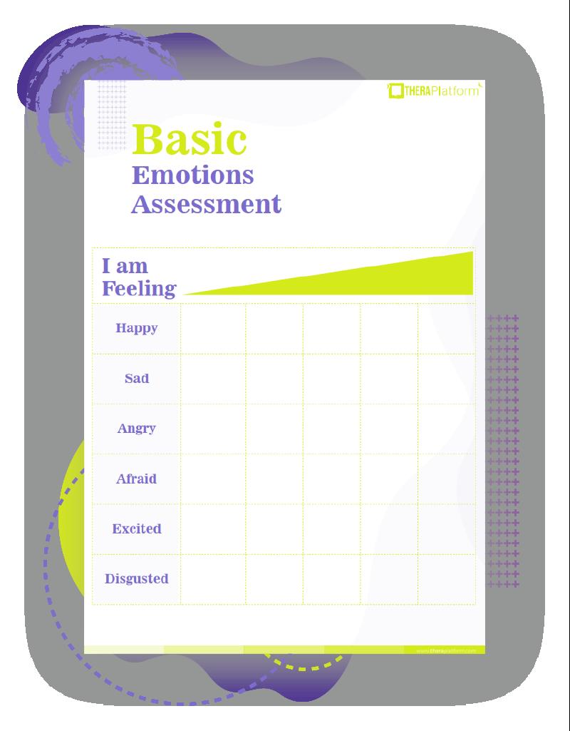 Basic Emotion Assessment