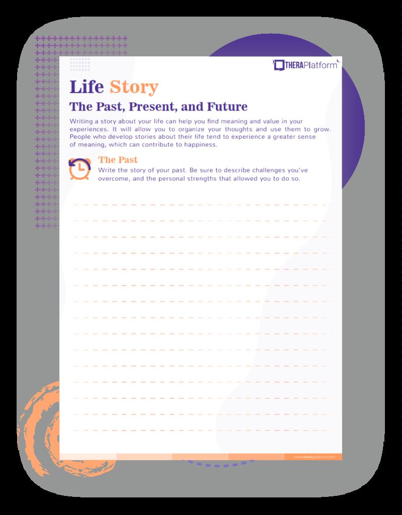 Life Story Worksheet